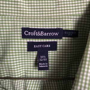 Shirts - Shirts - 2 men's shirts - Croft & Barrow, Arrow
